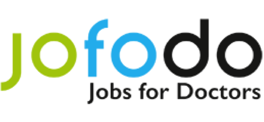Jofodo | Jobs for Doctors logo